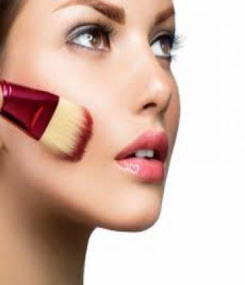 Maquiagem com Henna